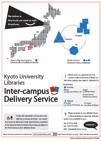Inter-campus loans leaflet