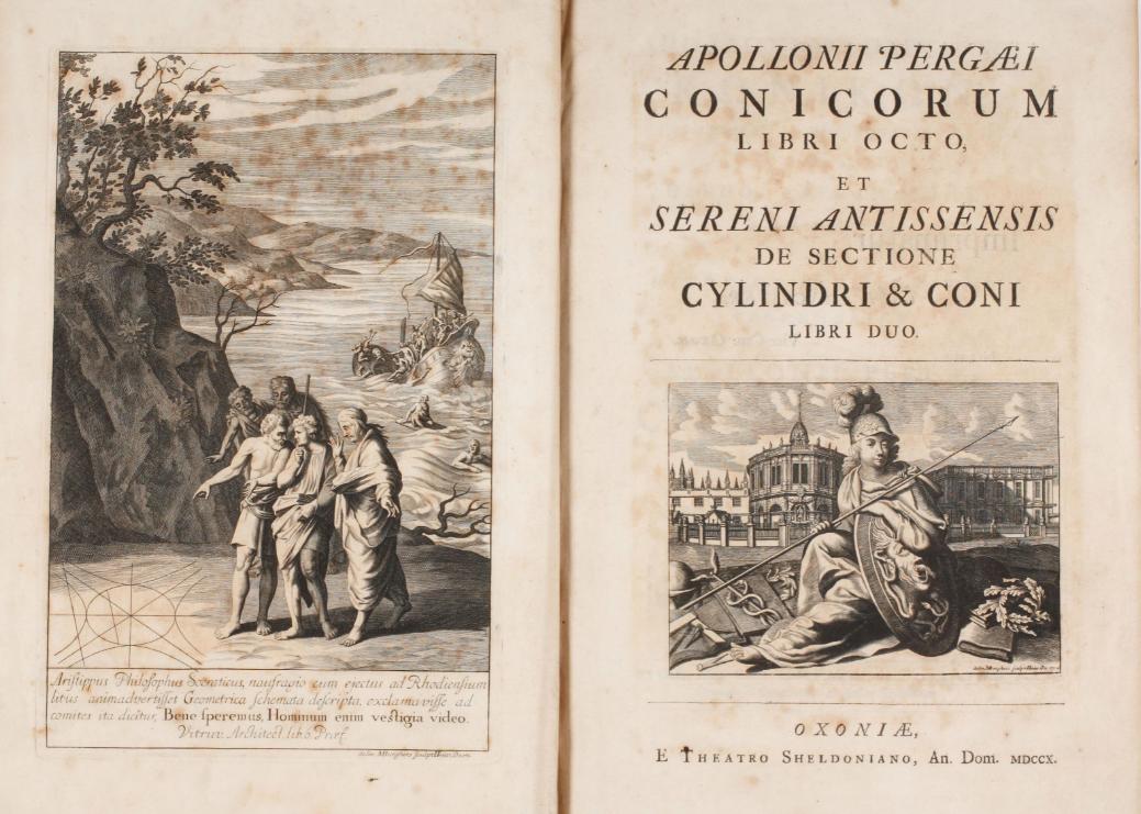 Apollonii Pergæi conicorum libri octo...